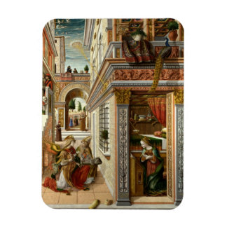 Anuncio con St. Emidius, 1486 Iman