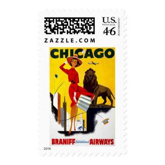 Anuncio de Chicago del vintage