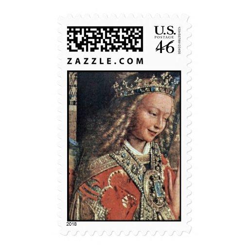 Anuncio de Eyck enero Van (la mejor calidad) Franqueo