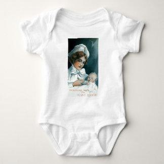 Anuncio de Forumla del bebé de la enfermera del Body Para Bebé