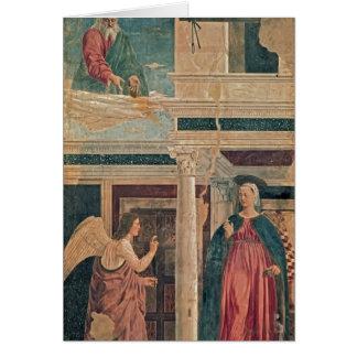 Anuncio de Francisca del della de Piero Tarjeta