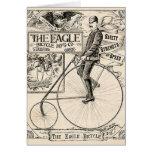 Anuncio de la bicicleta del Victorian de Pennyfart Tarjetón