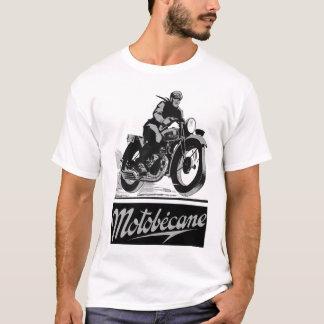 Anuncio de la motocicleta de Motobecane Motobécane Playera