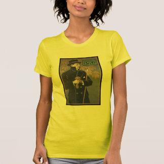Anuncio de la ropa del vintage de PKZ Camisas
