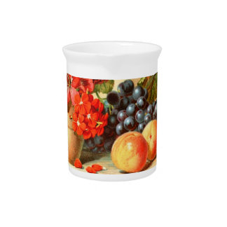 Anuncio de la sal de la fruta jarron