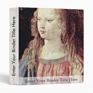 """Anuncio de Leonardo da Vinci Carpeta 1"""""""