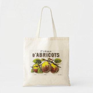 Anuncio de los d'Abricots de la nata del vintage - Bolsa Tela Barata