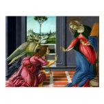Anuncio de Sandro Botticelli Postal