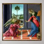 Anuncio de Sandro Botticelli Póster