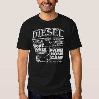 Anuncio del diesel del prospecto polera