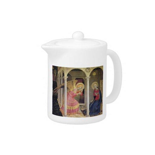 Anuncio del Fra Angelico-