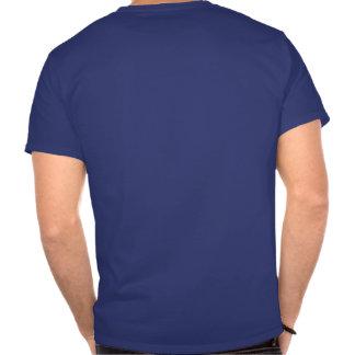 Anuncio del golpe de D (compañeros del alma) Camisetas