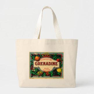 anuncio del vintage bolsas de mano