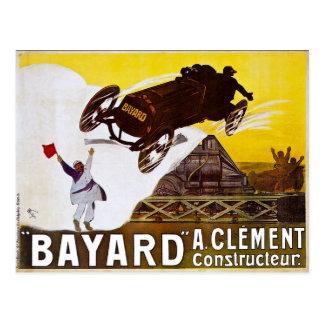 Anuncio del vintage de Clément-Bayard Postales