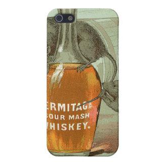 Anuncio del whisky de puré amargo de la ermita con iPhone 5 cobertura
