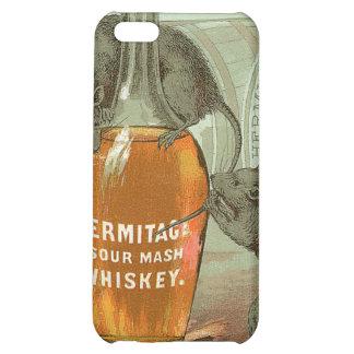 Anuncio del whisky de puré amargo de la ermita con