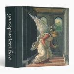 """Anuncio (detalle del ángel) por Sandro Botticelli Carpeta 1 1/2"""""""