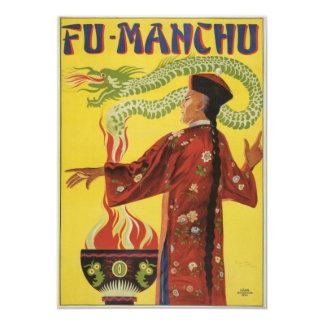 Anuncio Fu-Manchu del mago