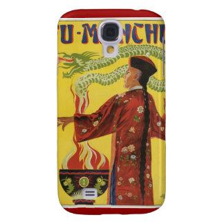 Anuncio Fu-Manchu del mago Funda Para Galaxy S4