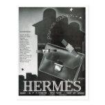 Anuncio, Hermes Postal