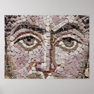 ANUNCIO justiniano del emperador I c.547 Impresiones