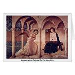 Anuncio pintado por Fra Angelico Tarjetas