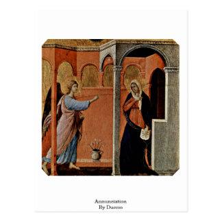 Anuncio por Duccio Postal