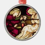 Anuncio por el ornamento de Burne-Jones Ornamento Para Reyes Magos