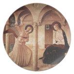 Anuncio (por Fra Angelico) Platos De Comidas