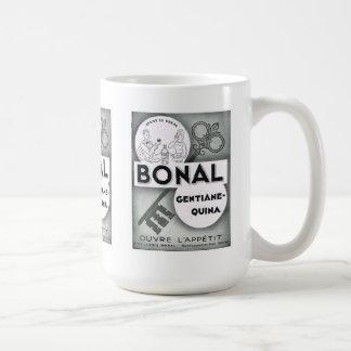 Anuncio, quina del gentiane de Bonal Taza De Café