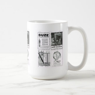 Anuncio Suze y otro Taza De Café
