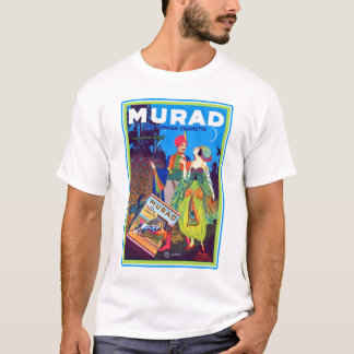 Anuncio turco de los cigarrillos de Murad del Playera