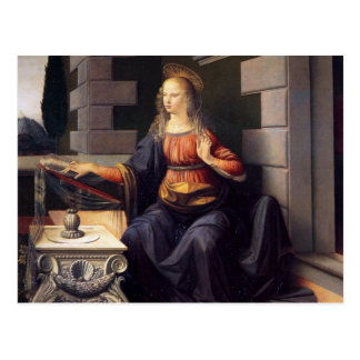 Anuncio - Virgen Tarjeta Postal
