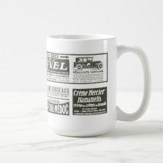 Anuncio Yvel Taza De Café