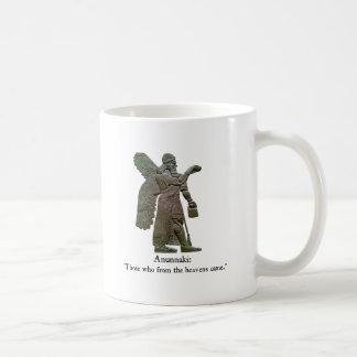 Anunnaki Ancient Aliens Coffee Mug
