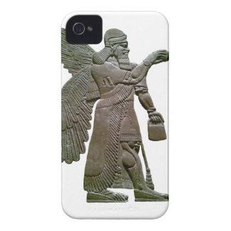Anunnuki Ancient Sumerian Alien Extraterrestrial iPhone 4 Case