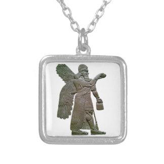 Anunnuki Ancient Sumerian Alien Extraterrestrial Custom Necklace
