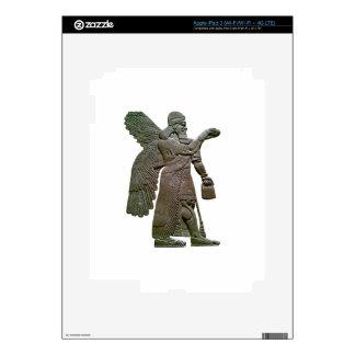 Anunnuki Ancient Sumerian Alien Extraterrestrial Decal For iPad 3