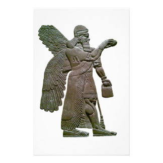 Anunnuki Ancient Sumerian Alien Extraterrestrial Stationery