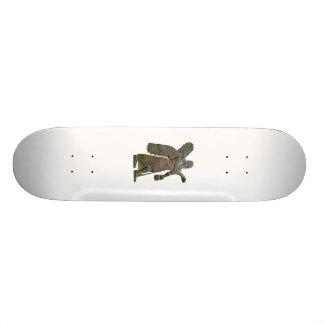 Anunnuki Ancient Sumerian Skateboard Design