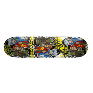 Anvil and the Chimpunks Skateboard Deck