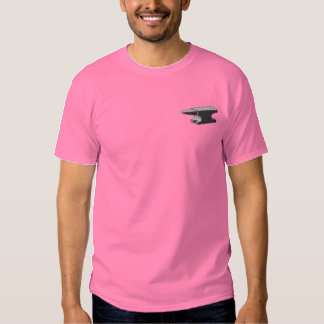 Anvil Embroidered T-Shirt