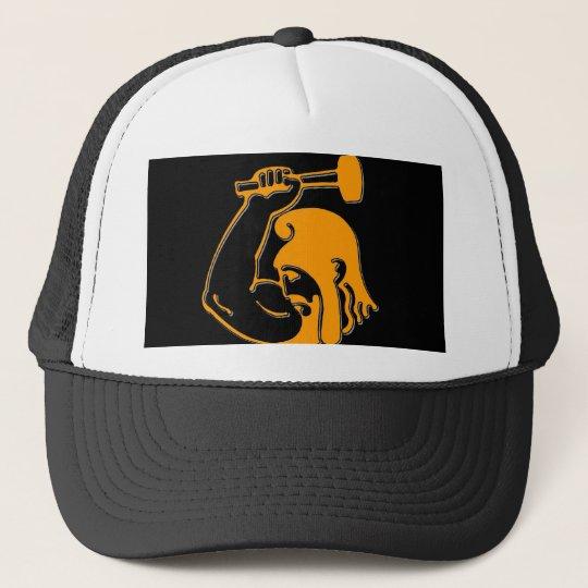 Anvil Man Trucker Hat