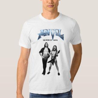 ANVIL MOVIE AMERICAN APPAREL T-SHIRT