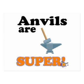 anvils are super postcard
