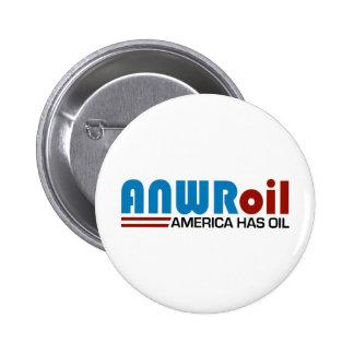 ANWR Oil - America Has Oil Pin