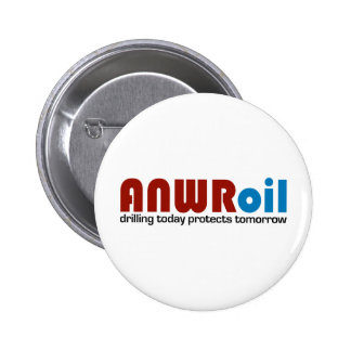 ANWR Oil: Drilling Today Protects Tomorrow Button