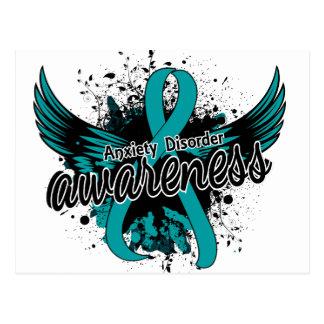 Anxiety Disorder Awareness 16 Postcard
