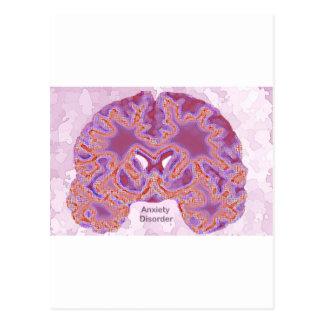 Anxiety Disorder Postcard