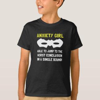 Anxiety Girl T-Shirt